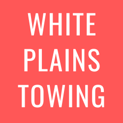 White Plains towing logo